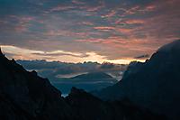 Bergmorgen im Gesäuse