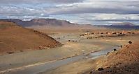 Sanddünen in der Sahara_2