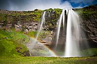 Seljalandsfoss in Island